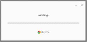 Правильная установка быстрой и простой Chrome OS