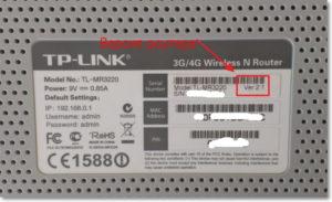 Что представляет собой роутер TP-LINK TL-MR3220 – как его настроить и прошить?