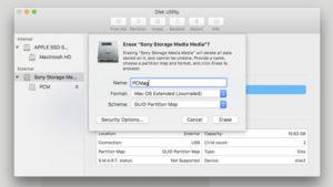 Установка Mac OS с флешки