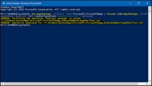 Решаем проблемы в Windows: запуск Microsoft Edge