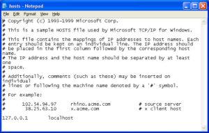 Файл hosts: от A до Я