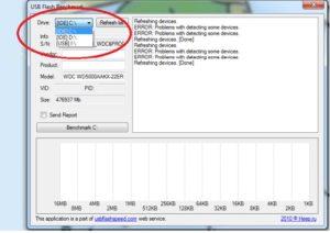 Очистка карты памяти видеорегистратора через ПК