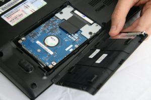 Выбор диска SSD для ноутбука