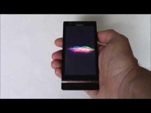 Прошивка или перепрошивка Sony Xperia