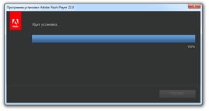 Установка, обновление и удаление Adobe Flash Player