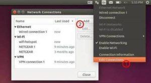 Настройка Wi-Fi в Ubuntu