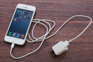 Правильная зарядка iPhone