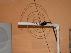 Изготовление и настройка комнатной антенны своими руками