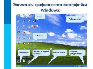 Установка виджетов на рабочий стол в ОС Windows