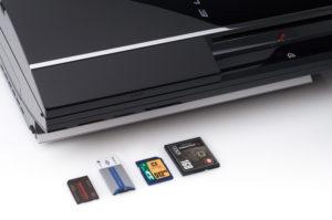 Использование флешки в PlayStation 3