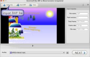 Как работать с SWF файлами