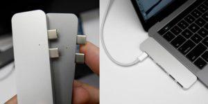 Принцип работы с флешкой на MacBook