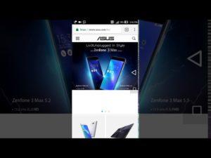 Прошивка или перепрошивка смартфона Asus Zenfone