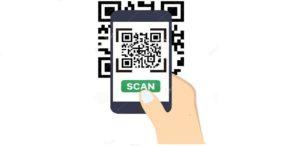 Как делается сканирование QR-кода