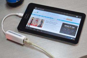 Подключаем планшет к интернету: все возможные способы