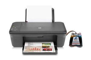 Заправка картриджа для принтера HP LaserJet 2050 и установка СНПЧ на него