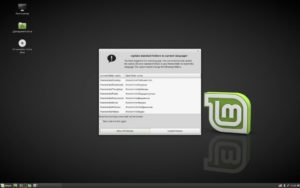Инструкция по установке Linux Mint с флешки