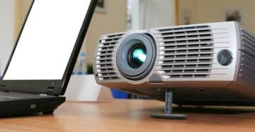 Как подключить проектор к компьютеру и ноутбуку — простые решения для идеального эффекта