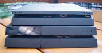 Выбор консоли: PlayStation 4 Slim или обычная