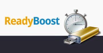 Использование технологии ReadyBoost