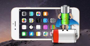 Правильная калибровка батареи Айфона