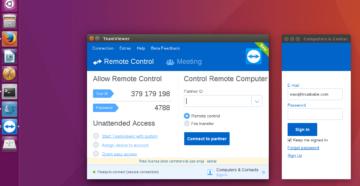 Установка TeamViewer на Ubuntu