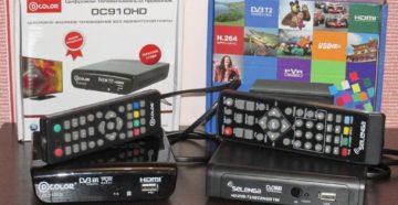 Правильный выбор DVB-T2 приставки