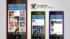 Установка Instagram для Windows Phone