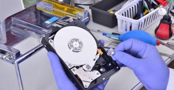 Как восстановить информацию с жёсткого диска?