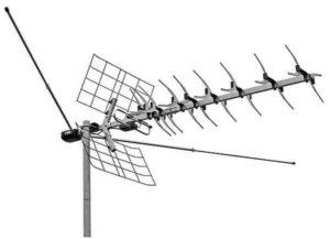 Выбор антенны для дачи