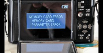 Фотоаппарат не видит карту памяти: причины и методы решения проблемы