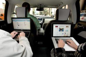 Интернет по Wi-Fi в автомобиле