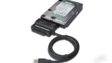 Подключение жёсткого диска к ПК, ноутбуку или планшету