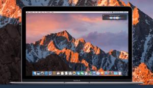 Работа с программами в Mac OS