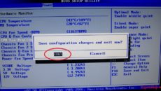 Настройка скорости вращения кулера на ноутбуке