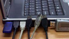 Способы подключения флешки к компьютеру или ноутбуку