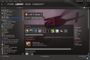 Создание и удаление скриншотов в Steam